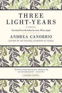 Three Light-Years by Canobbio, Andrea -Paperback