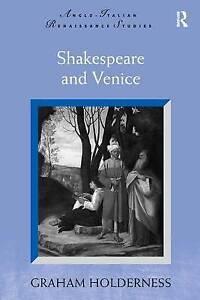 Shakespeare and Venice (Anglo-Italian Renaissance Studies)-ExLibrary