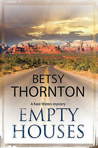Empty-Houses-An-Arizona-murder-mystery-A-Kate-Waters-Mystery-ExLibrary