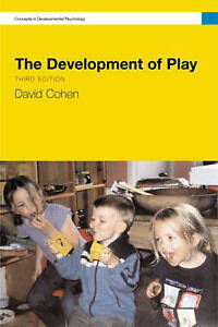 The Development Of Play (Concepts in Developmental Psychology)-ExLibrary