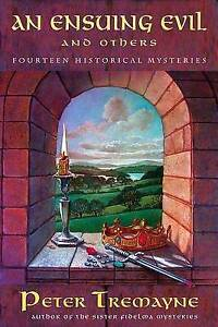 An Ensuing Evil and Others: Fourteen Historical Mysteries-ExLibrary