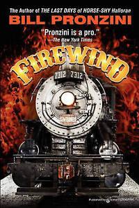NEW Firewind by Bill Pronzini