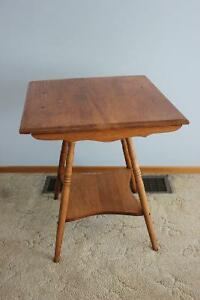 SOLID WOOD SIDE TABLE FOR SALE