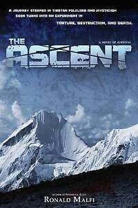 The Ascent: A Novel of Survival by Ronald Malfi (Hardback, 2010)