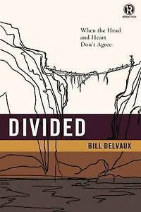 Divided: When Head Heart D Pb  BOOK NEW