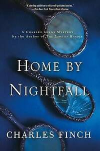 Home by Nightfall by Finch, Charles -Paperback
