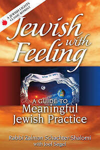 Jewish Feeling Guide Meaningful Jewish Practice by Schachter-Shalomi Zalman