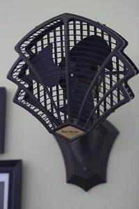 "Fanimation Fitzgerald 9"" Wall Fan"
