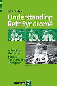 Understanding Rett Syndrome: A Practical Guide for Pare - Hardcover NEW Lindberg