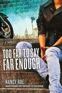 Too Far to Say Far Enough: A Novel (The Reluctant Prophet Series)-ExLibrary