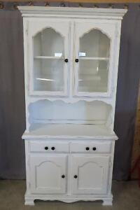 Shabby Chic Sideboard and Display Cabinet