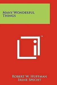 Many Wonderful Things -Paperback