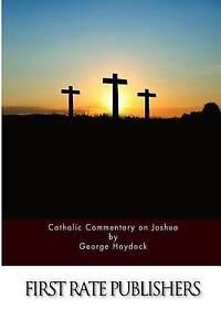 Catholic-Commentary-on-Joshua-by-Haydock-George-Paperback