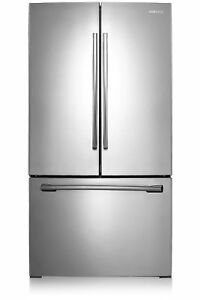 Samsung 26 Cu. Ft. French Door Refrigerator - Stainless Steel