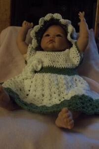 BEAUTIFUL BABY DRESSES AND HATS