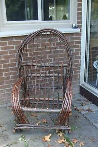 Handcrafted Willow Porch Chair Belleville Belleville Area image 2