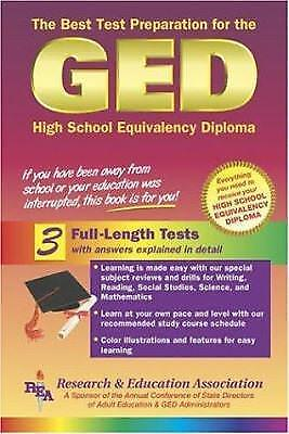 GED : The Best Test Preparation for the High School Equivalency