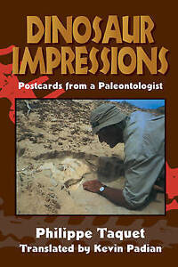 Dinosaur Impressions: Postcards from a Paleontologist-ExLibrary