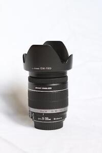 Objectif Canon 18-200 F3.5-5.6 EFS IS