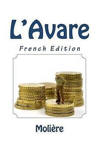 NEW L'Avare  (French Edition) by Molière