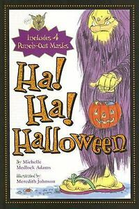 Ha-Ha-Halloween-by-Michelle-Medlock-Adams-Hardcover