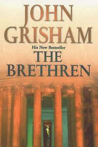 The-Brethren-by-John-Grisham-HARD-COPY-FREE-DELIVERY-TO-AUS