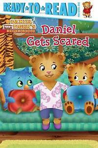 Daniel Gets Scared By Testa, Maggie 9781481452588 -Hcover