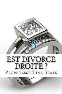 Est-Divorce-Droite-by-Seals-Prophtesse-Tina-Paperback