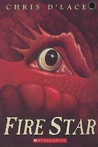 Fire Star By Chris D'Lacey NEW (Paperback) Book