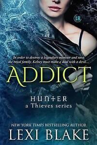 Addict by Blake, Lexi -Paperback