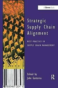 Strategic Supply Chain Alignment  BOOKH NEW