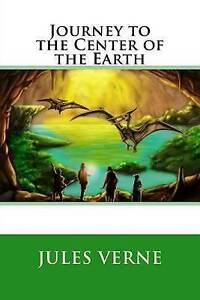 Journey to the Center of the Earth by Verne, Jules -Paperback