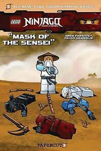 GREG-FARSHTEY-Lego-Ninjago-2-Mask-of-the-Sensei-Graphic-Novel
