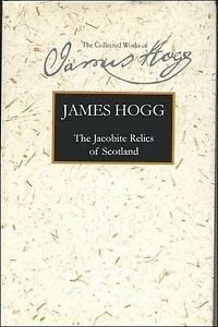 Hogg-Jacobite Relics  BOOKH NEW
