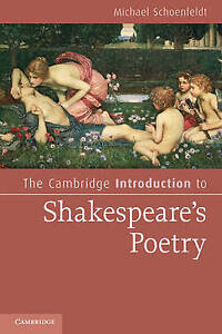 The Cambridge Introduction to Shakespeare's Poetry (Cambridge Introductions to L