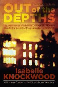 Out Depths 4th Edition Experiences Mi Kmaw Children at Indian Residential School