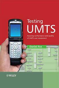 Testing UMTS, Daniel Fox