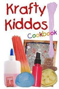 Krafty Kiddos Cookbook by Satory, Victoria -Paperback