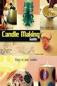 candle making book reviews