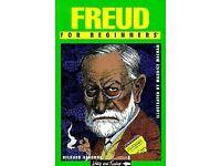 Freud for Beginners by Richard Osborne - £2.50 Plus £2.60 P&P