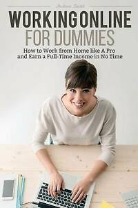 Working-Online-for-Dummies-How-Work-Home-Like-Pro-by-Smith-Jackson-Paperback
