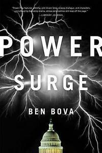 Power Surge by Bova, Ben -Hcover