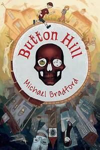 Button Hill By Bradford, Michael -Paperback