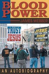 NEW Blood Power by James Webber