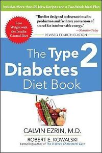 Type 2 diabetes diet book fourth edition quizzes
