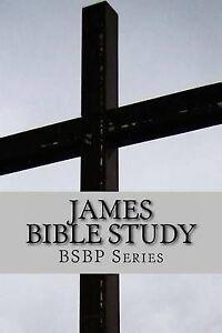 James Bible Study - Bsbp Series by Weston, Mrs Margaret -Paperback