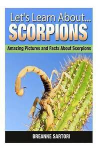 Scorpions: Amazing Pictures and Facts about Scorpions by Sartori, Breanne