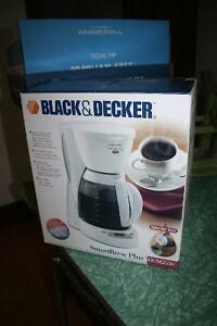 New in Box Black and Decker Coffee Maker