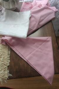 Cloth / Fabric Table Napkins (like new)