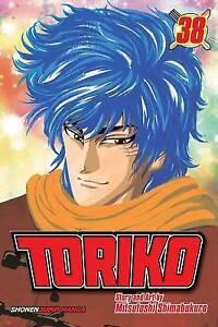 Toriko-Vol-38-To-the-Back-Channel-by-Mitsutoshi-Shimabukuro-Paperback